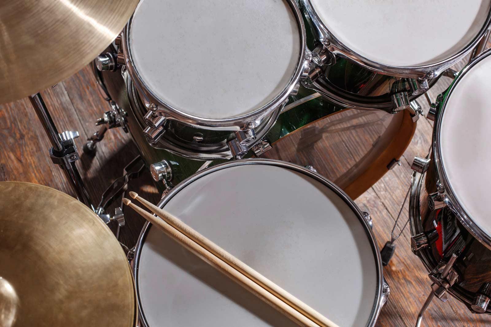 Drumles bij Axeldrums in Enschede